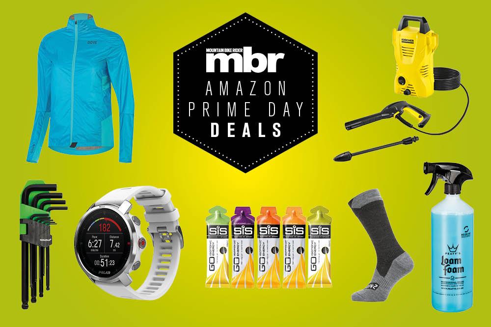 Amazon Prime Day mountain bike deals - MBR Magazine