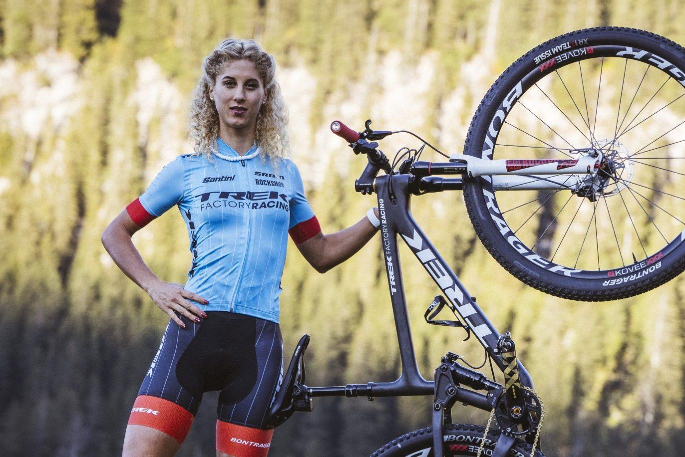 Jolanda Neff wins Olympic XC mountain biking gold - MBR