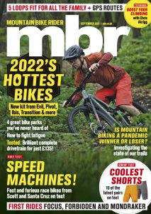 Mountain Bike Rider cover