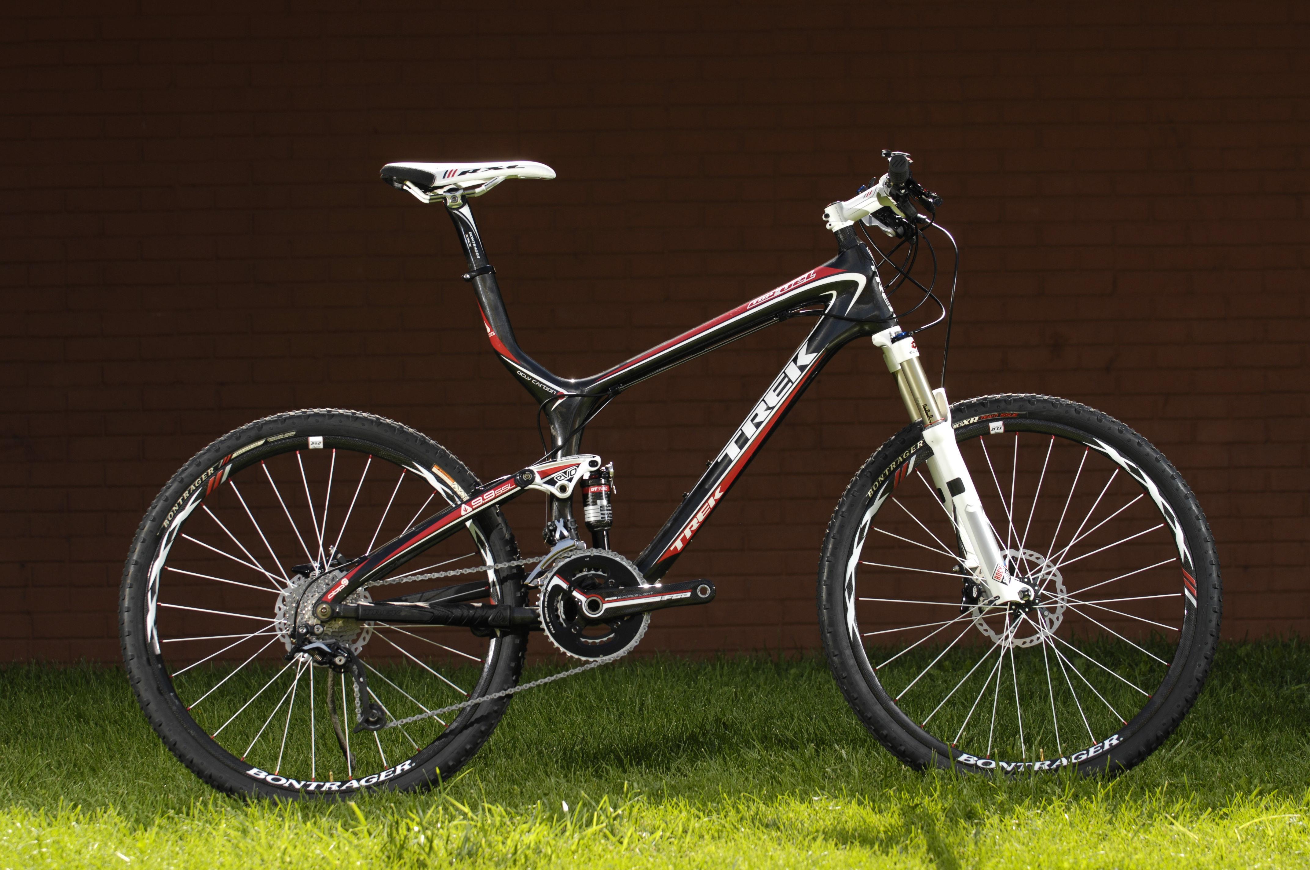 Trek Top Fuel 2009 Mbr