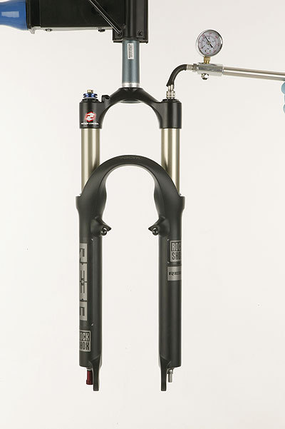 Rock Shox suspension forks: lower leg service - MBR