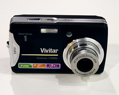 PMA Was The Platform For Launch Of Four New Digital Compacts From Vivitar Including An Underwater Camera And A 10 Million Pixel Model
