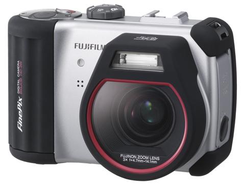 Fuji Big Job camera