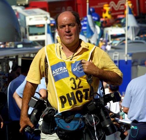 Eyes on the Tour de France