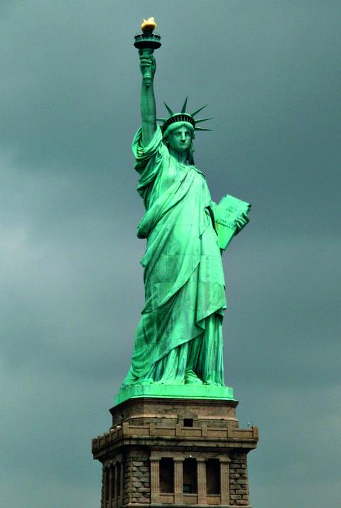 Statue of Liberty/David Clark