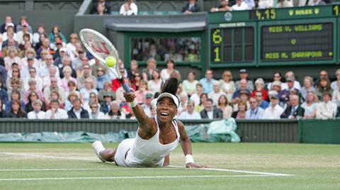 Rolex Wimbledon: Steve Bardens