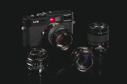 Leica UK confirms Summarit-M lens prices
