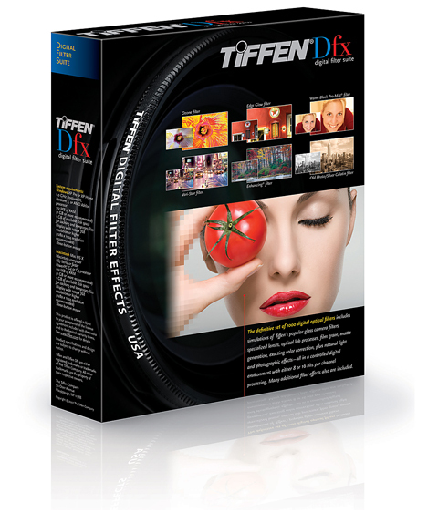 Tiffen digital filters out as free trial
