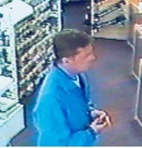 Jessop robbery suspect