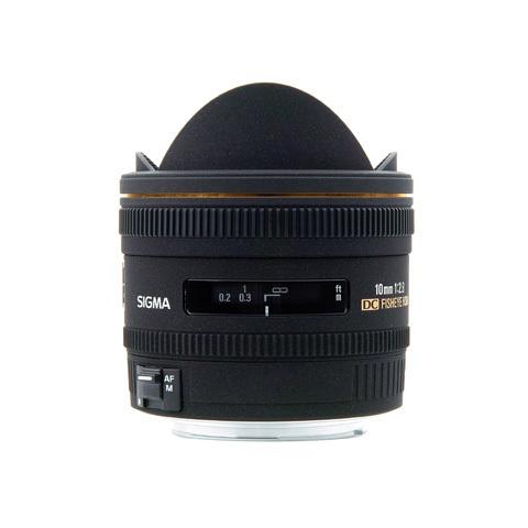 Sigma 10mm f/2.8 EX DC HSM Diagonal Fisheye