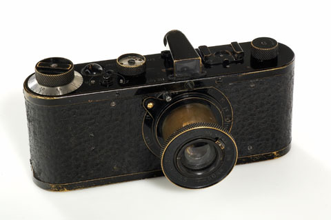 rare leica becomes 'most expensive' 35mm camera amateur