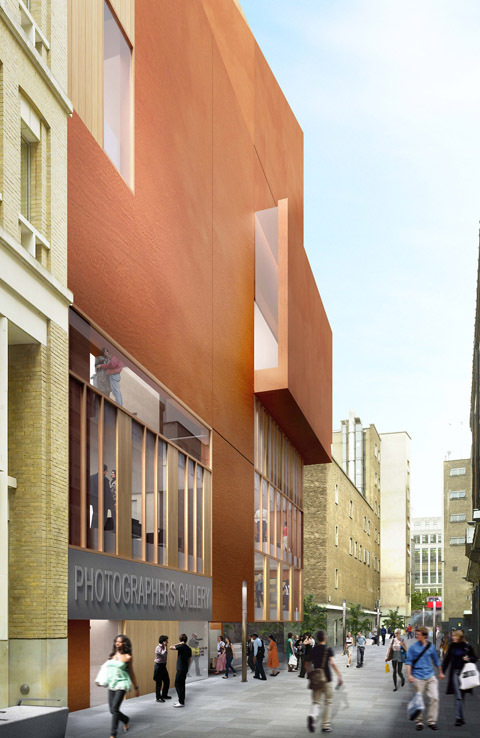 London gallery to build new £15.5m home