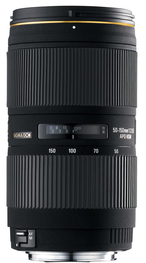 APO 50-150mm f/2.8 EX DC HSM II