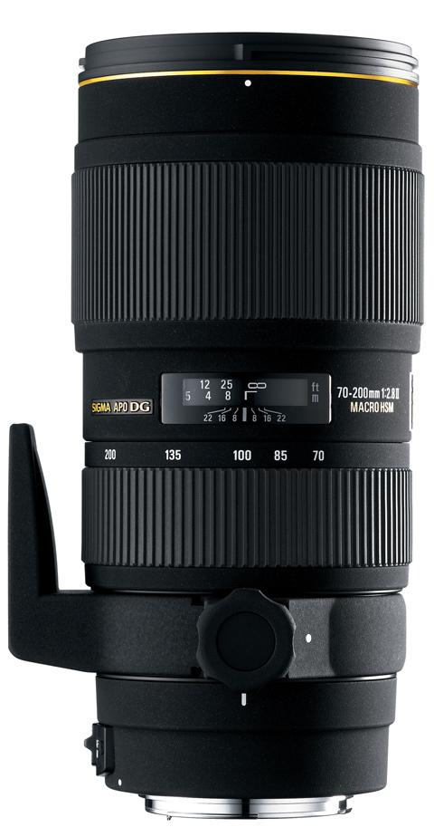 APO 70-200mm f/2.8 EX DG Macro HSM II