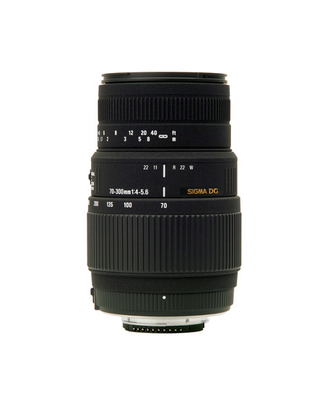 Sigma launches 70-300mm Macro lens for Nikon DSLRs