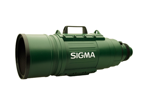 £16k pricetag for Sigma?s 200-500mm lens whopper