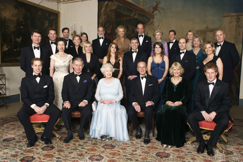 Latest Royal Family portrait revealed