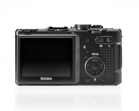 Sigma DP1 camera