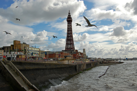 Blackpool by John Kelly