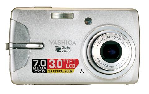 Yashic EZ7030