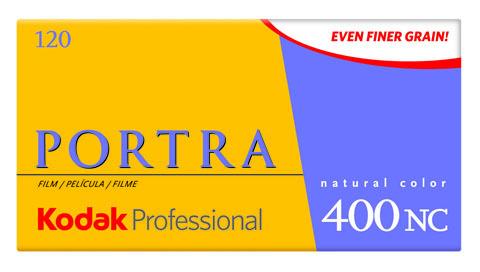 Kodak revamps Portra print film