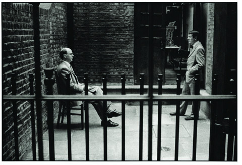 Gilbert & George, London, 1985