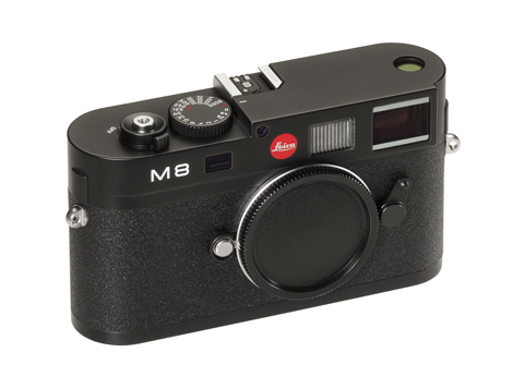 First ever Leica M8