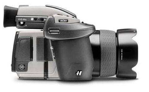 Hasselblad 50MP camera