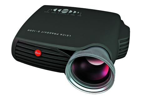 Leica Pradovit D-1200 projector
