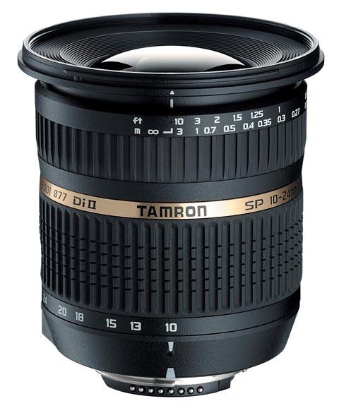 Tamron 10-24mm f/3.5-4.5