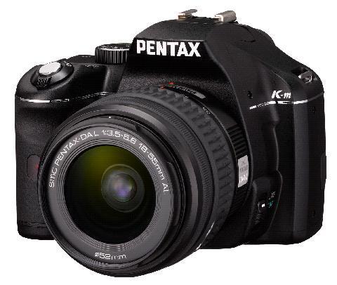 Pentax K-m