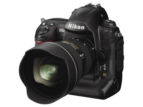 Nikon D3x camera