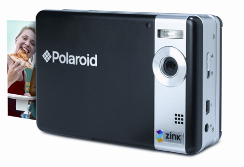 Polaroid PoGo camera printer