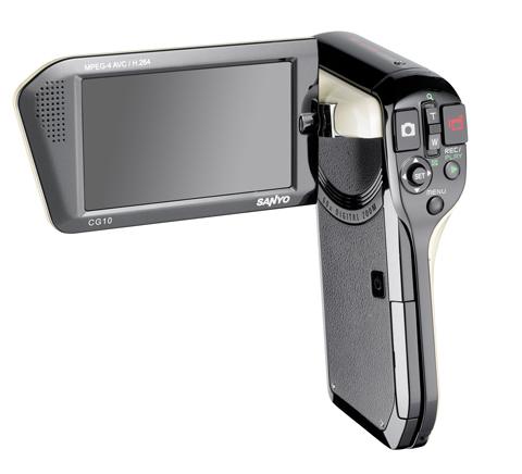 Sanyo VPC-CG10 camcorder