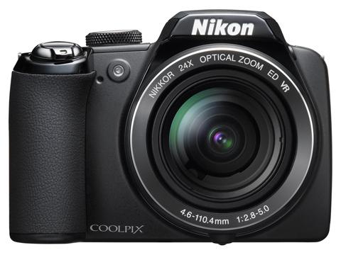 Nikon P90 bridge camera