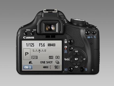 Canon EOS 500D image