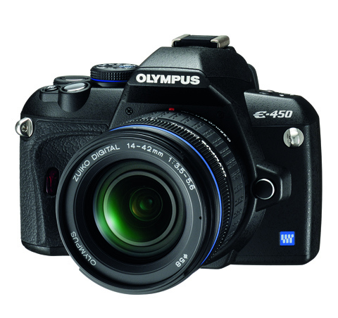 Olympus E-450 picture