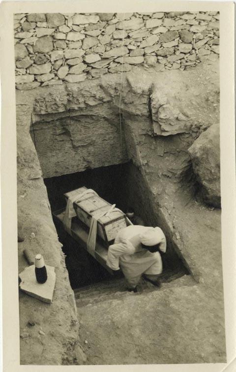 Picture, Tutankhamun tomb