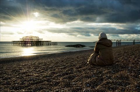 Brighton pier winner