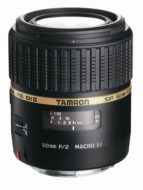 Tamron 60mm lens