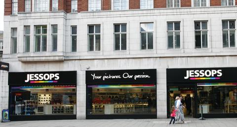 Jessops flagship store