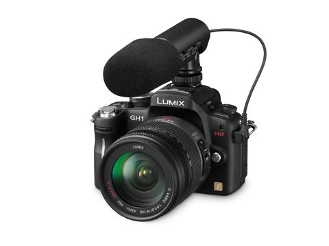 Panasonic DMC-GH1 camera