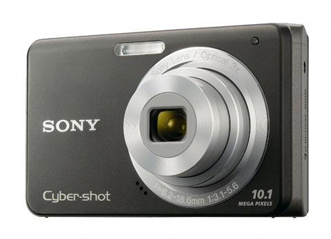 Sony Cyber-shot w180 image