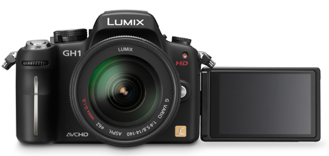 New firmware for Panasonic LUMIX DMC-GH1 and G1 and 14-140mm lens
