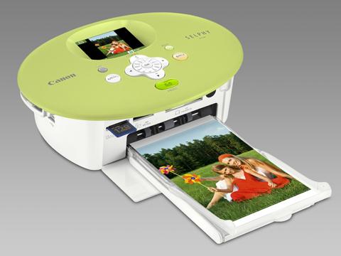 Selphy CP790 printer