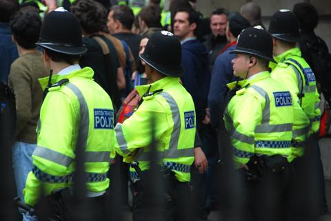 Met police image