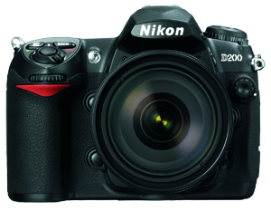 Nikon D200 second hand camera