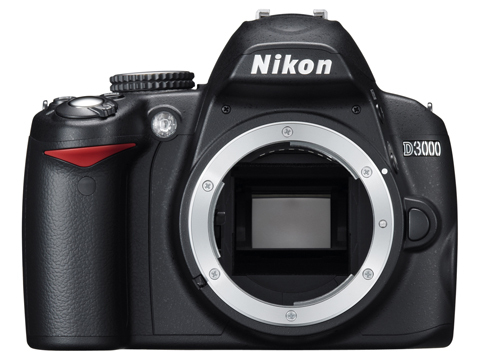 Nikon D3000 image