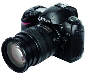 Nikon D70 second hand camera