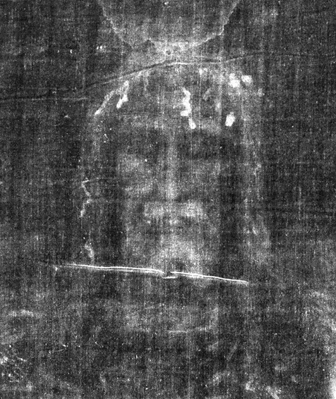 Turin Shroud Was Faked Photographically Amateur